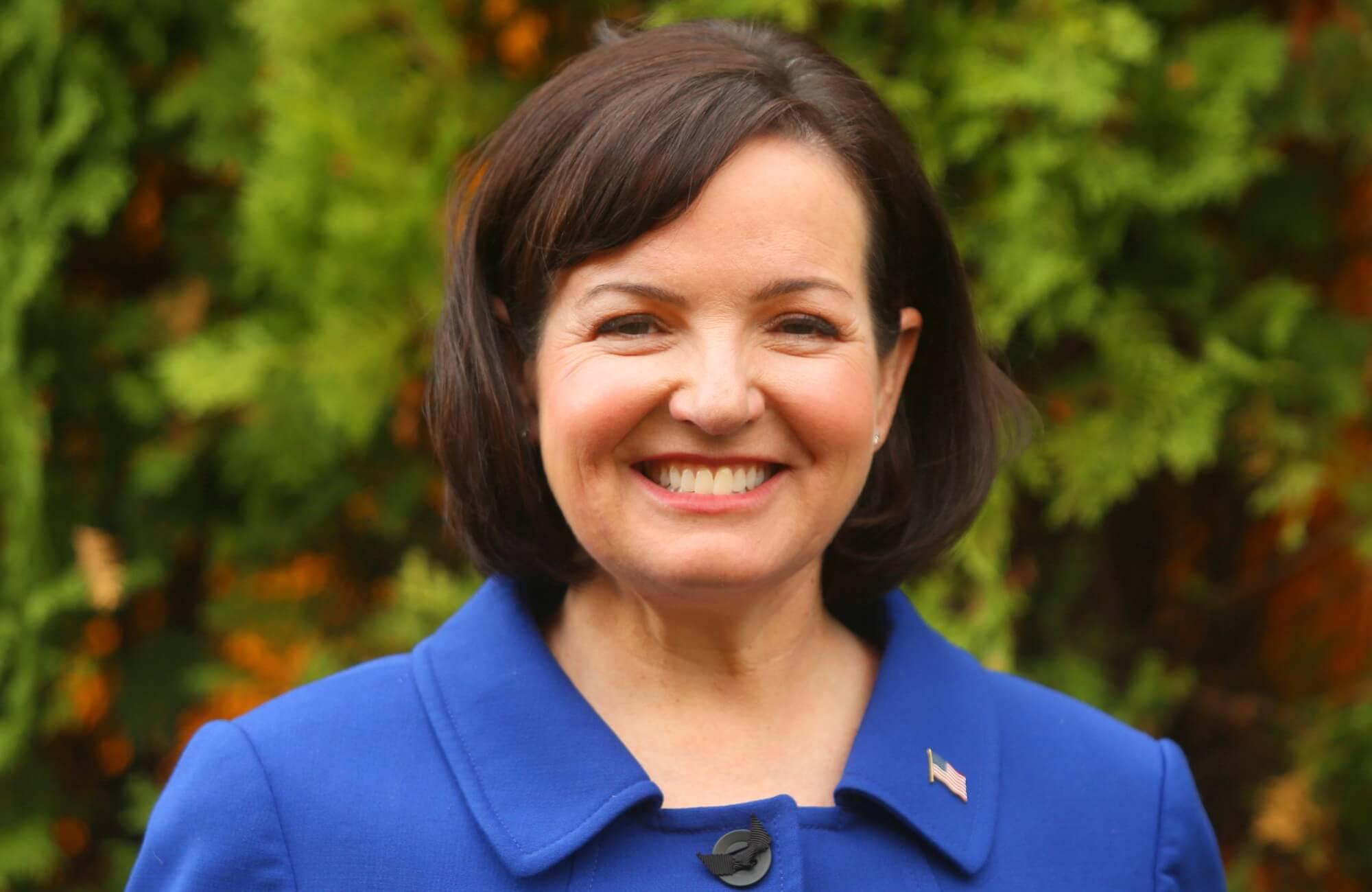 Schakowsky Draws a Determined Opponent for U.S. Congress: Joan McCarthy Lasonde – WP Original