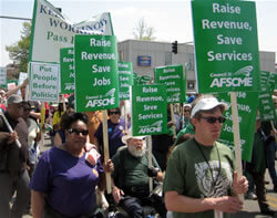 Who is AFSCME at Impasse With? Illinois Taxpayers, That's Who. – WP Guest