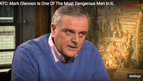 Mark Glennon Is One Of The Most Dangerous Men In IL – VIdeo – Upstream Ideas